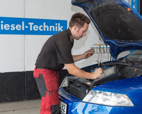 Dieseltechnik