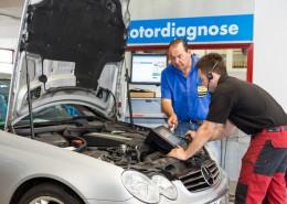 Motormanagement / Systemdiagnose