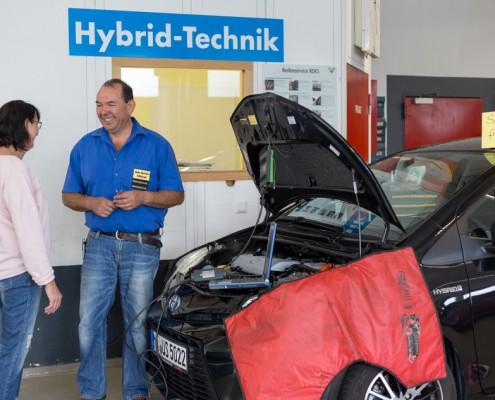 Hybrid / Hochvolttechnik