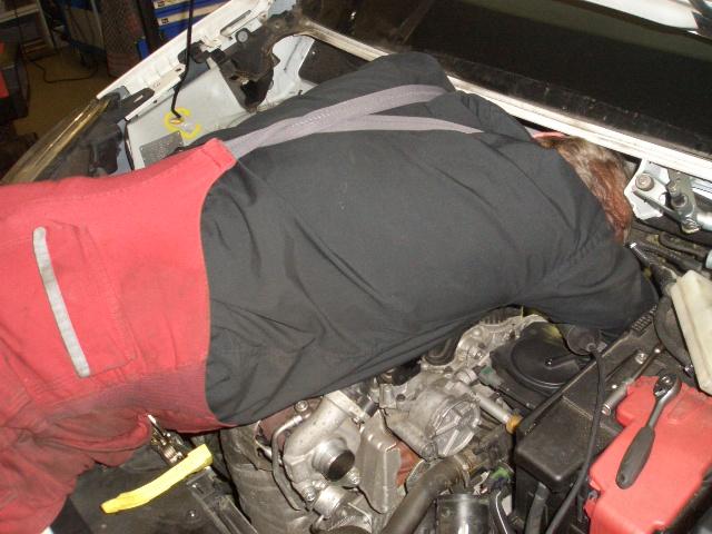 Jahresinspektion Nach Herstellerangabe Auto Service Kafertal
